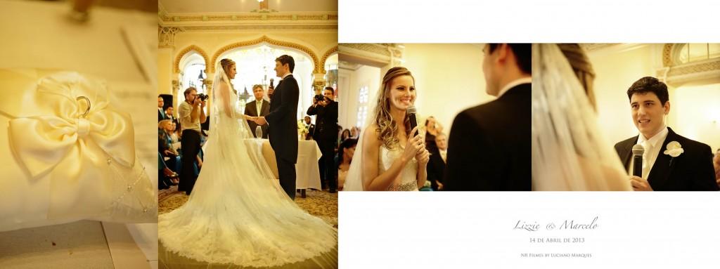 Palácio dos Cedros casamento